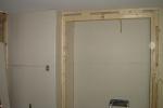 closet in Mariah's room
