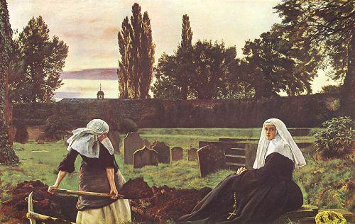 John Everitt Millais, 1858 Tate Gallery, London