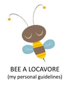 bee a locavore