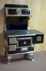 Todd wood cook stove